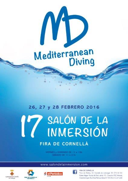 Mediterranean Diving 2016