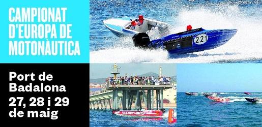 Campionat d'Europa de Motonàutica