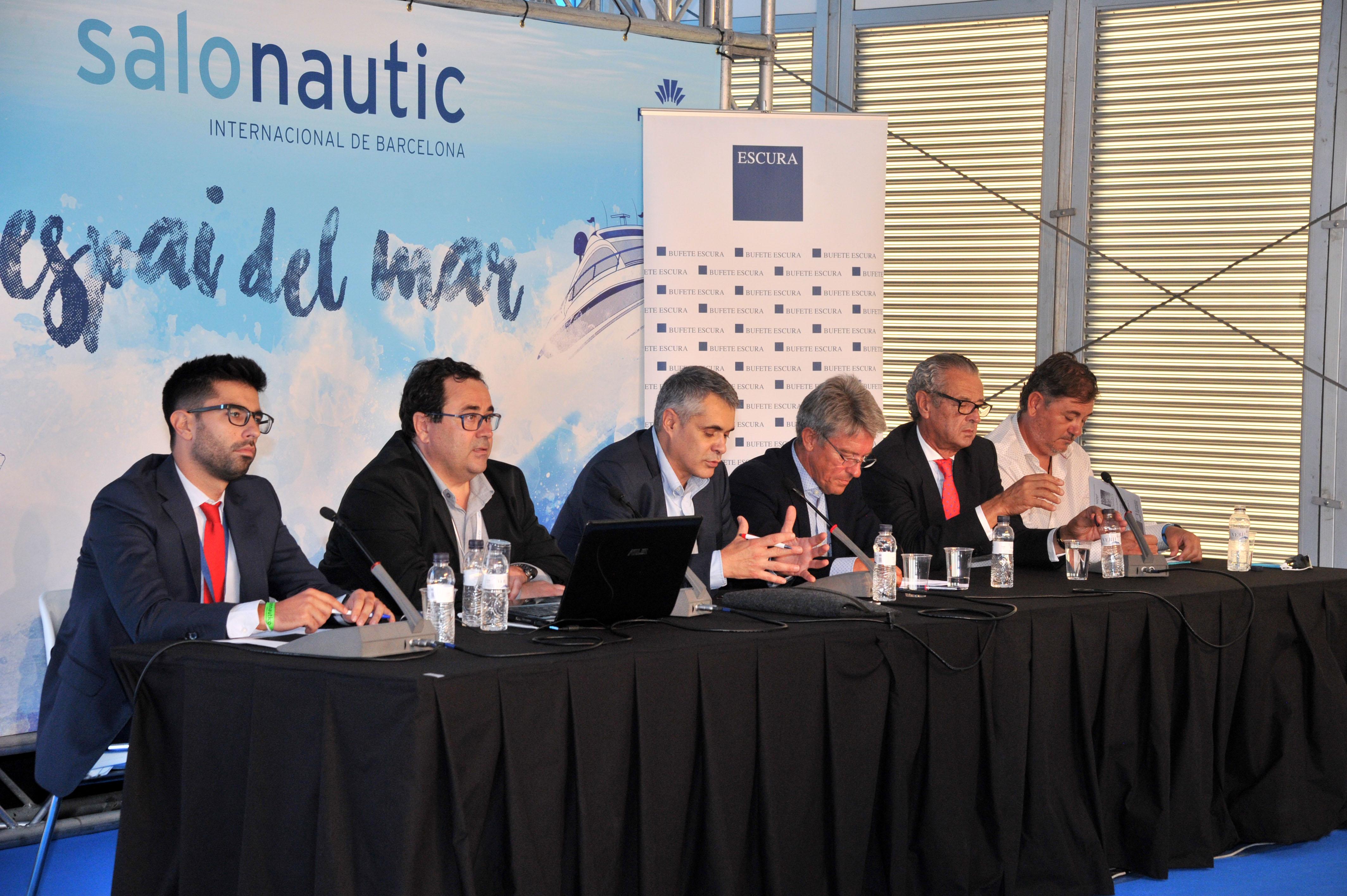 Presentació de l'estudi econòmic del sector nàutic