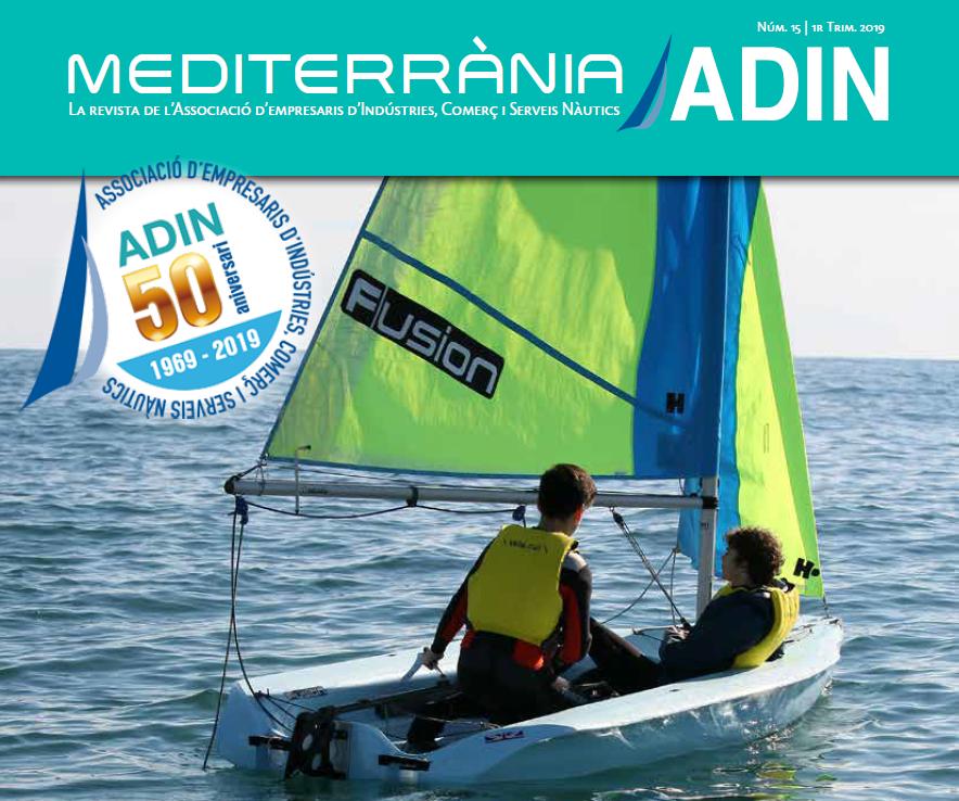 REVISTA MEDITERRANIA-ADIN 1er TRIM.2019