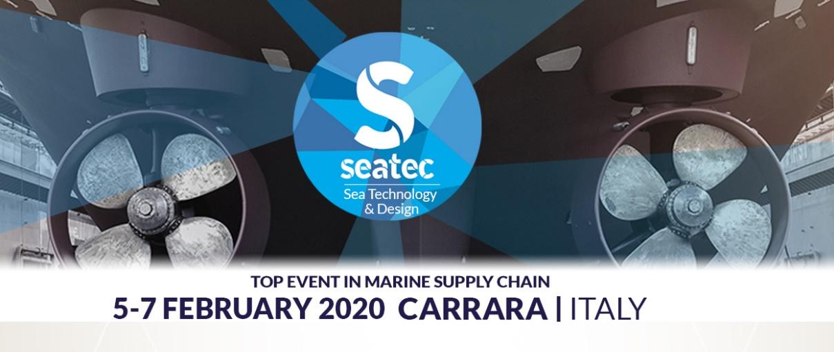 ¿VOLS PARTICIPAR AL SEATEC AMB ADIN, la 18a Fira Internacional de Tecnologia, subcontractació i disseny d'iots, vaixells i embarcacions?