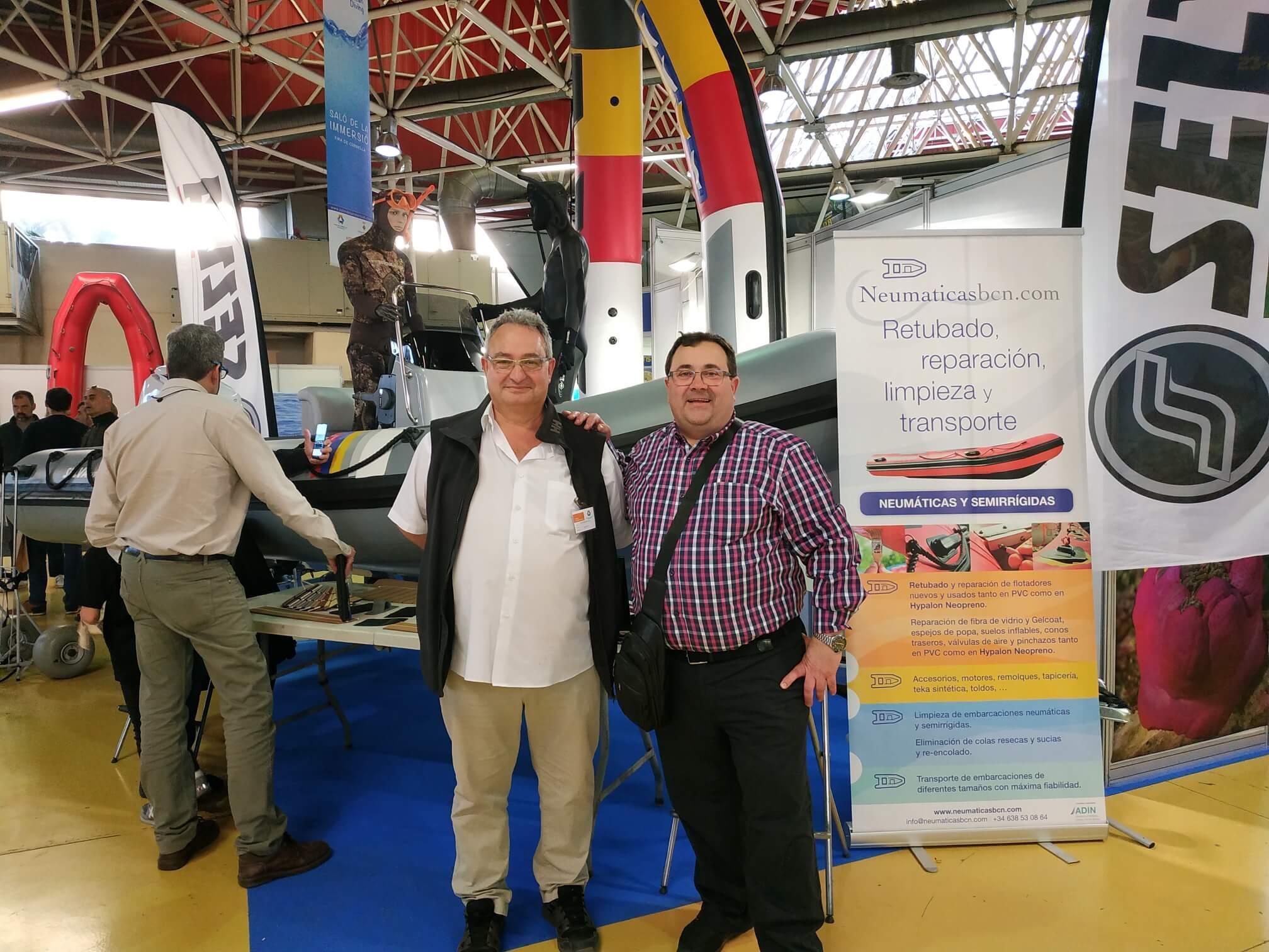 ADIN al Mediterrànian Diving Show 2020