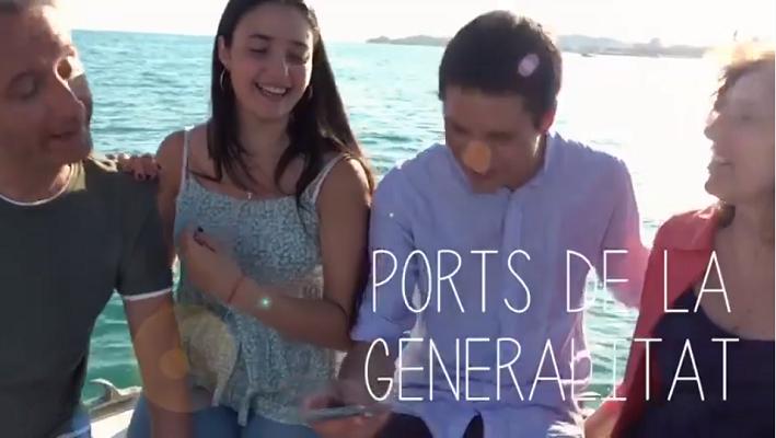 La Generalitat llança una campanya per promoure els ports com a espais a l'aire lliure i segurs per al turisme de proximitat