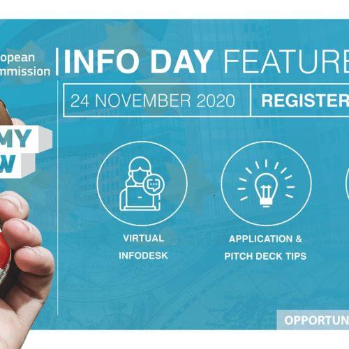 Finestra d'Economia Blava 2020 | Info Day
