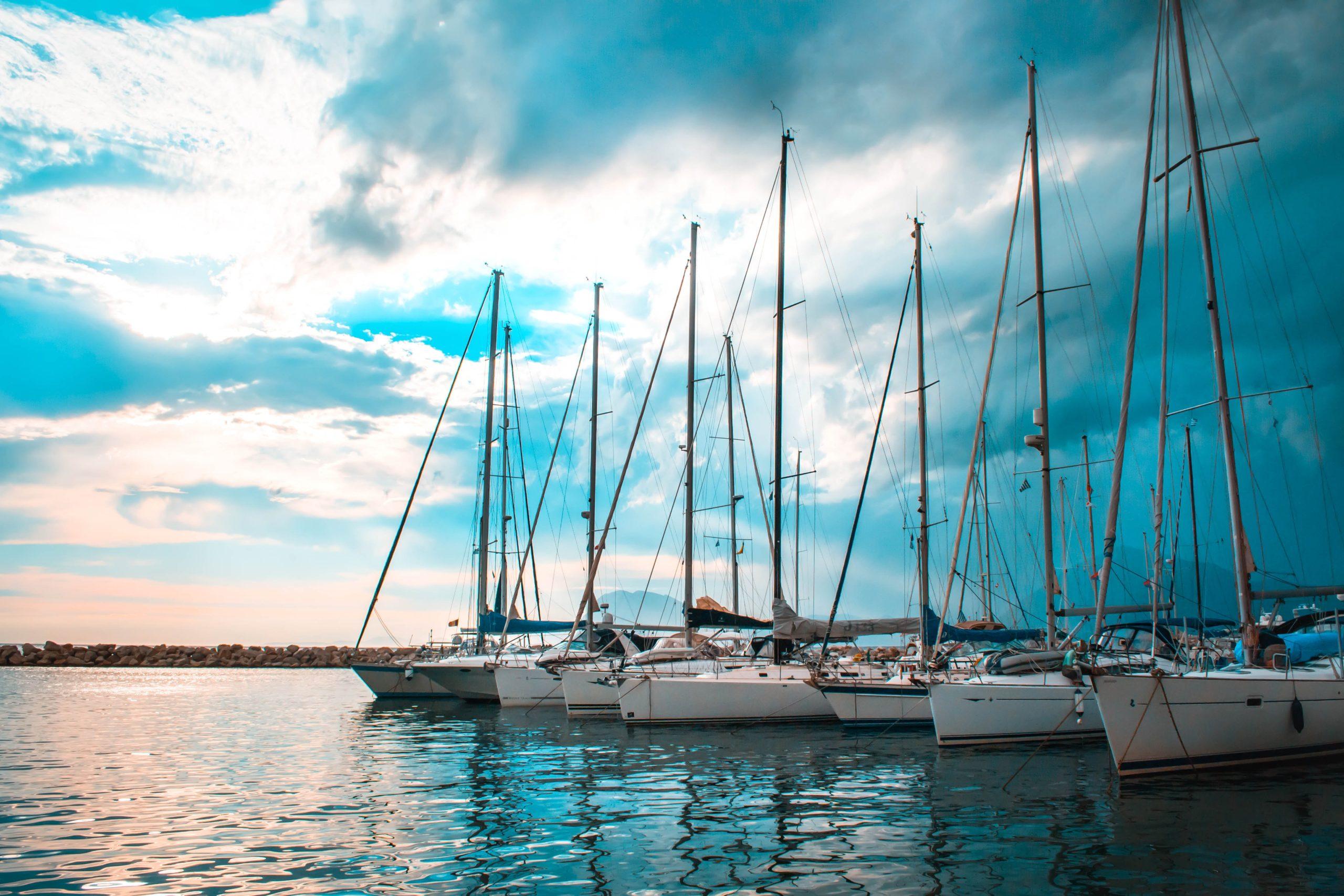 embarcacións de vela