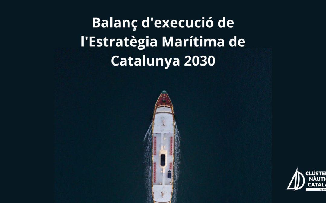 La Generalitat publica el primer balanç d'execució de l'Estratègia Marítima de Catalunya 2030