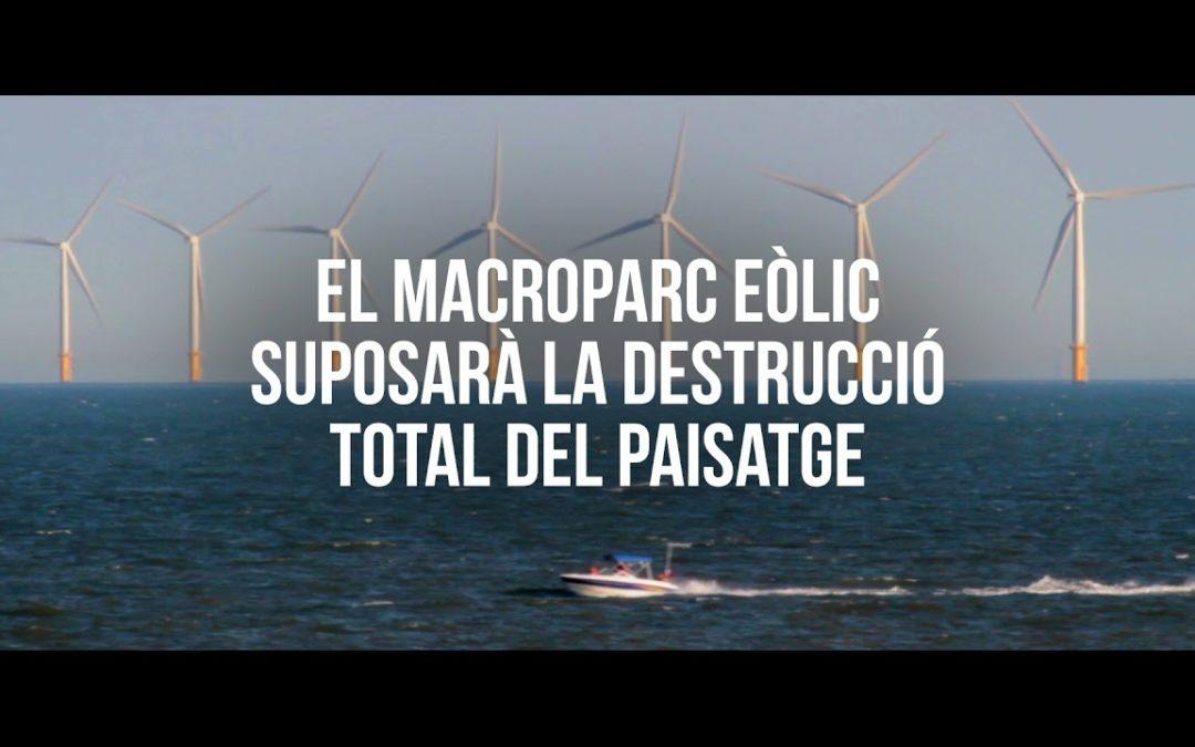 Informació Plataforma Stop Macro Parc Eòlic Marí
