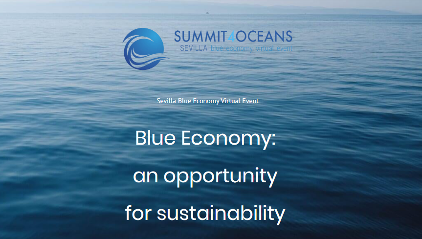SUMMIT4OCEANS. Blue Economy:  ​an opportunity  ​for sustainability  ​and economical growth