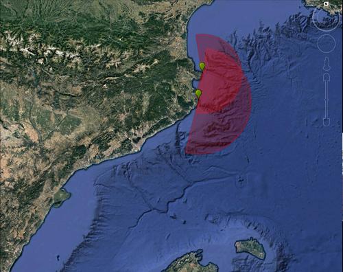 La Generalitat inicia el desplegament del Servei d'Oceanografia Operacional de Catalunya amb l'adquisició d'un primer radar d'alta freqüència