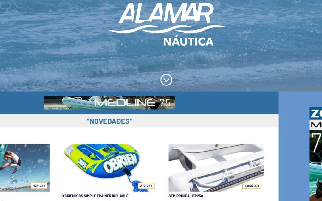 Novetats per als socis: ALAMAR NAUTICA, CLUB ALAMAR I AREA PRIVADA DE SOCIS