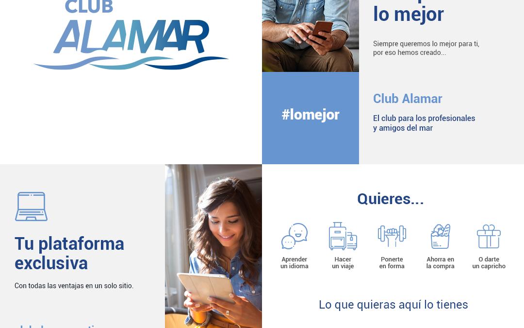 EL CLÚSTER NÀUTIC CATALÀ PRESENTA UN CLUB AMB MILERS D'ARTICLES AMB DESCOMPTES DE MÉS DE 400 EMPRESES