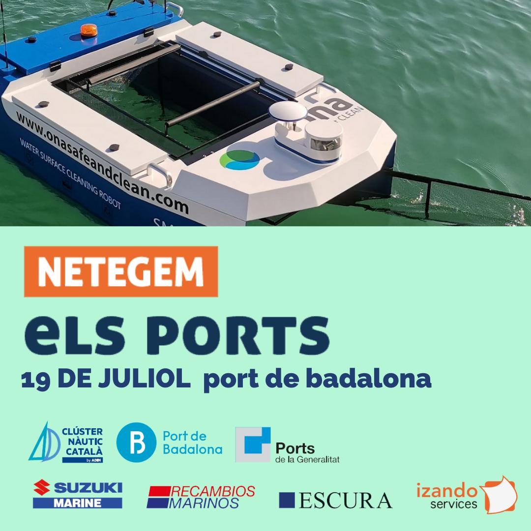 netegem els ports
