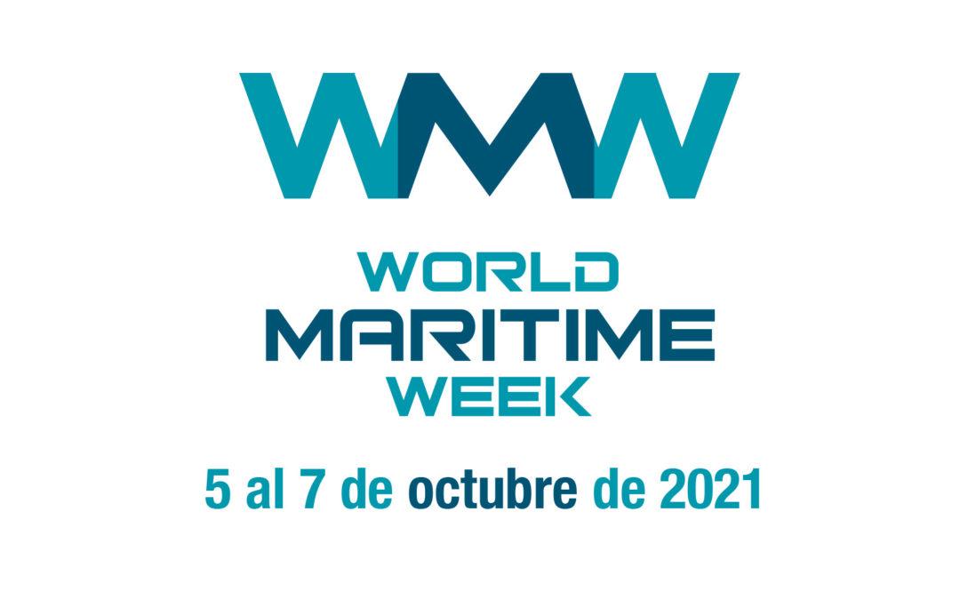 ACUERDO DE COLABORACION WORLD MARITIME WEEK 2021 Y CLUSTER NAUTIC CATALA